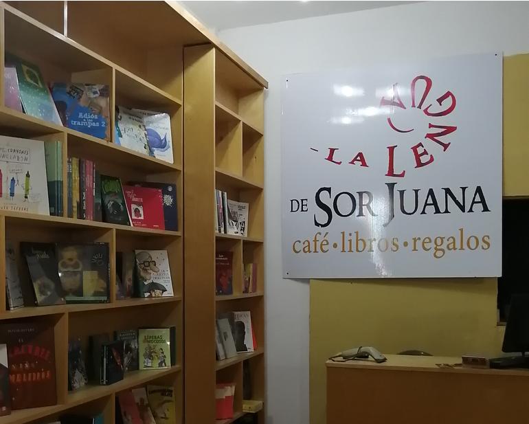 """La letra tiene voz en el podcast de """"La Lengua de Sor Juana"""""""