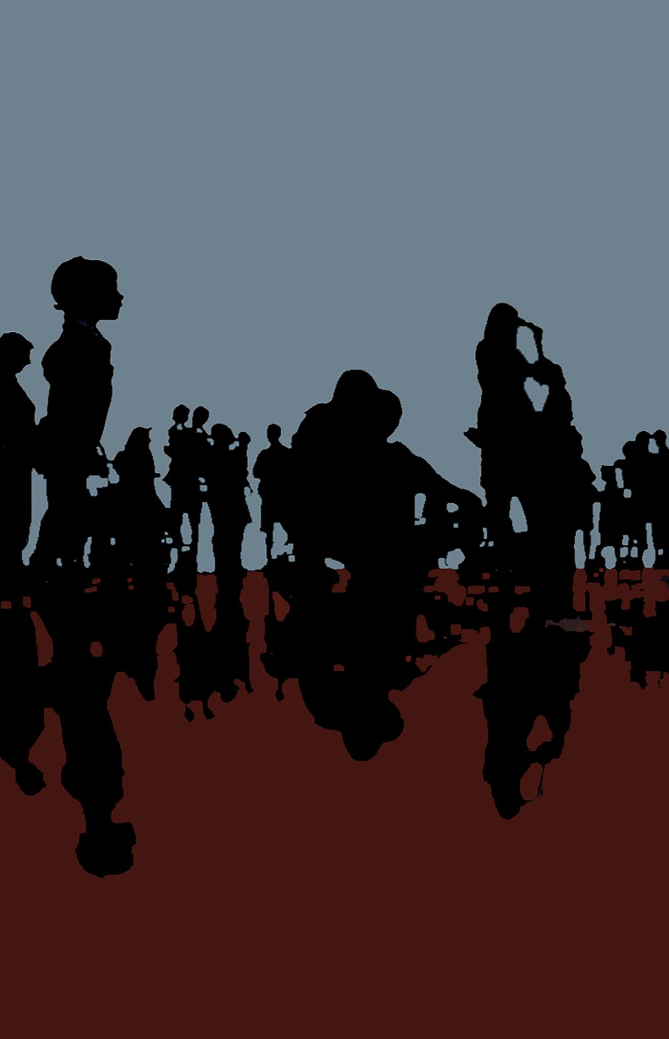 """""""Sombras parientes"""": entre relatos, cuerpos, pasos y atajos"""